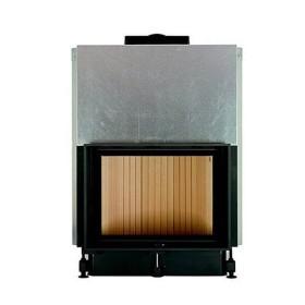 Insert bois BRUNNER Compacte 51/67 – 11kW porte relevable et vitre plate