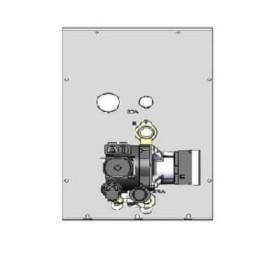 Edilkamin - Kit R sans eau chaude sanitaire