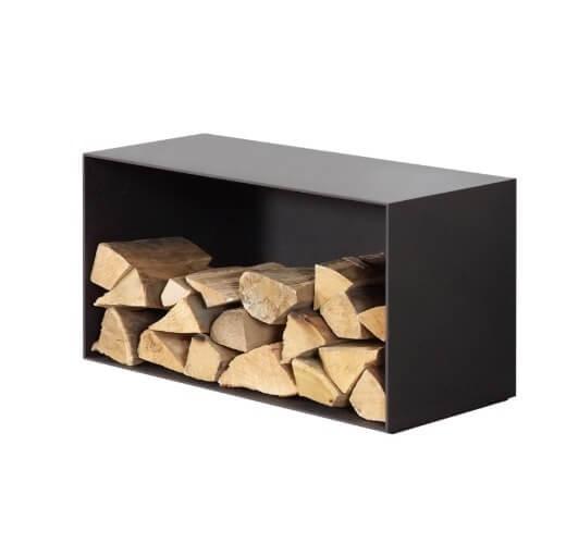 Olsberg compartiment pour bois 430x640x400, gauche