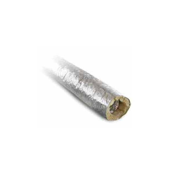 MCZ tuyau flexible isolé,60mm Ø intérieur/110mm Ø extérieur, longueur 3m