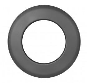 Conduit poêle à bois - rosace de finition 55mm - TEC-FR
