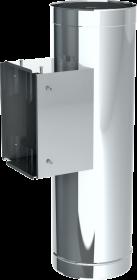 Tube d'entrée de linge avec boite- Système chute à linge