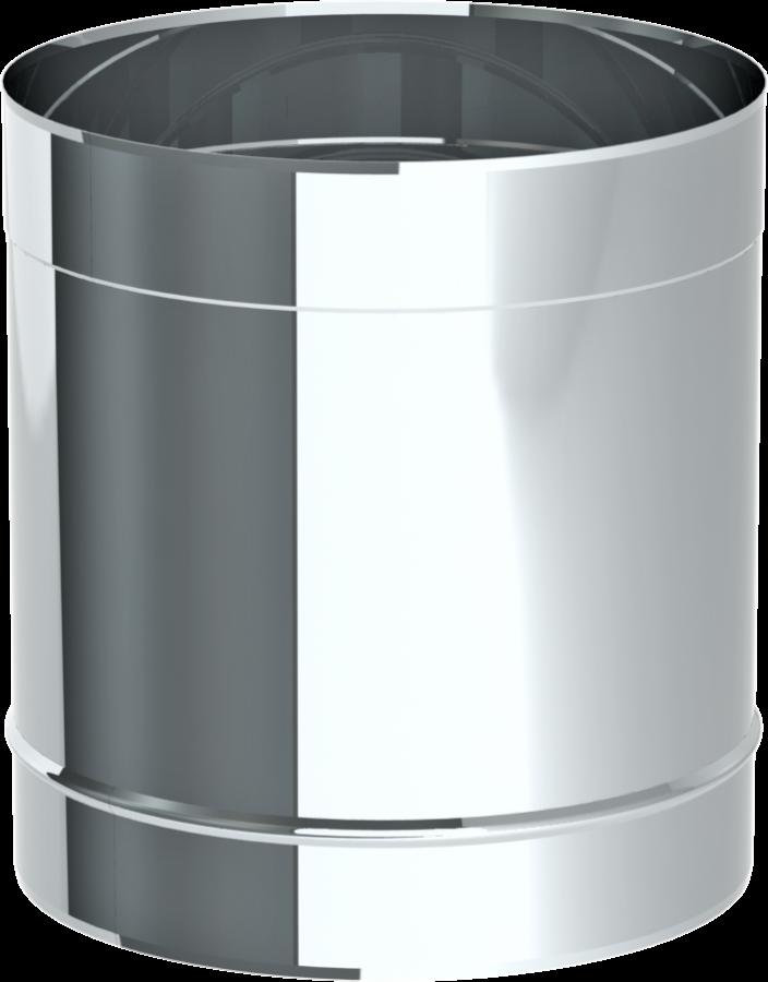 Elément droit 330 mm - Système chute à linge