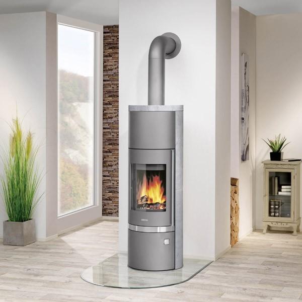 poele a bois hydro justus faro aqua 8 5 kw chemineeo. Black Bedroom Furniture Sets. Home Design Ideas