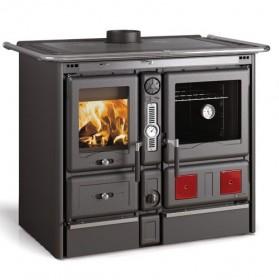 Cuisinière à bois La Nordica TermoRosa XXL DSA 4.0 16,8 kW