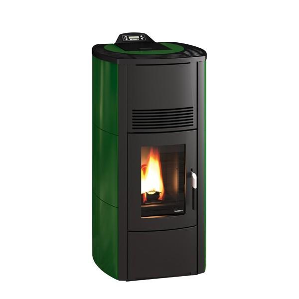 po le granule palazzetti ecofire cristina 9kw chemineeo. Black Bedroom Furniture Sets. Home Design Ideas