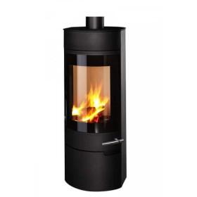 Poêle à Bois Drooff Andalo 2 de 4 / 8kW – Accumulateur de chaleur et rotatif
