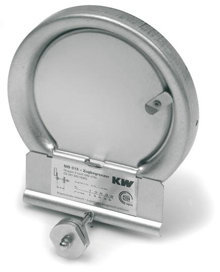 Modérateur de tirage K&W 012 / 012E