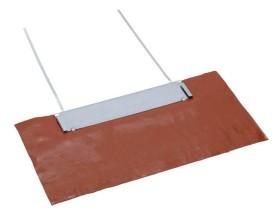 Kit d'étanchéité 470/51 brique - double paroi - inox-inox - Poujoulat