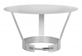 Chapeau de cheminée inox - TEC-EW-CLASSIC - simple paroi