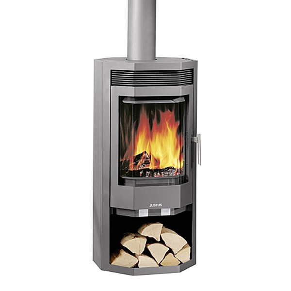 po le bois justus usedom 5 kw chemineeo. Black Bedroom Furniture Sets. Home Design Ideas