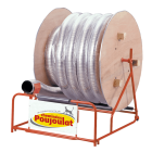 Tubage flexible - Kit intérieur - kit-flex - Poujoulat - Ø150mm