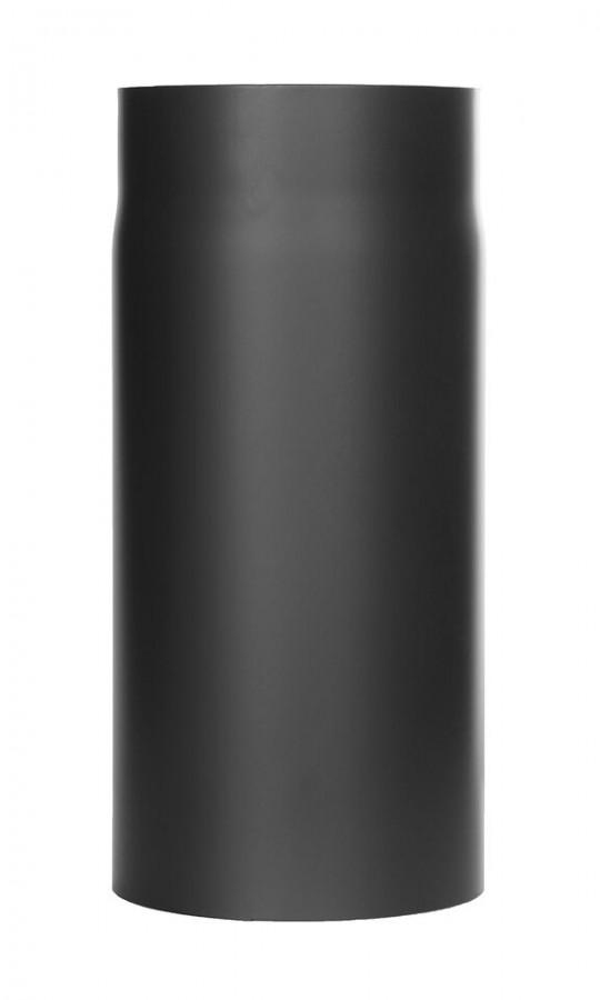 Ofenrohr FERRO1404 - Längenelement 330 mm schwarz