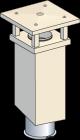 Sortie de toit tradinov - Poujoulat - Ø150 mm