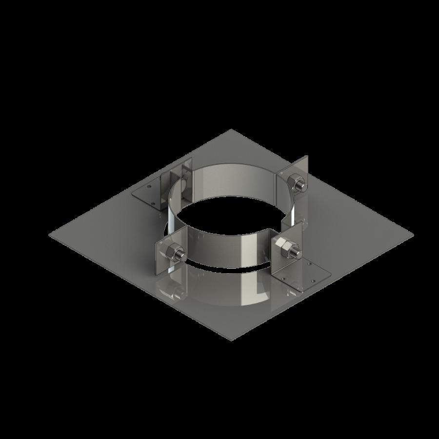 Support plancher Type 2 - Diamètre intérieur 150mm
