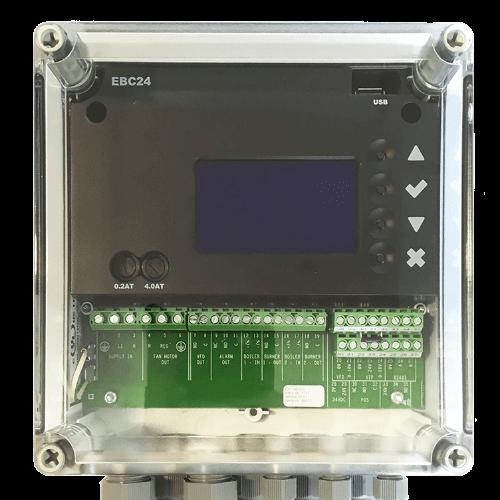 Accessoires Exodraft - régulateur de pression constante pour grandes installations