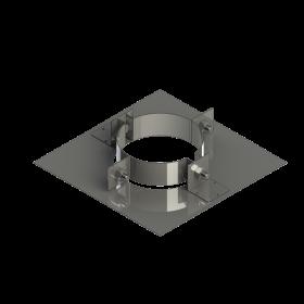 Support plancher Type 2 - Diamètre intérieur 130mm