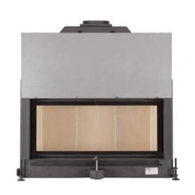Insert bois BRUNNER ARCHITECTURE 45/01 k - 14kW avec porte relevable