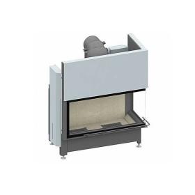 Insert bois SCHMID Ekko R 100(45) h – 9 kW