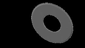 Conduit poêle à bois - double paroi - Rosace murale jusqu'à 85 mm gris - TEC-FR-ISOLINE