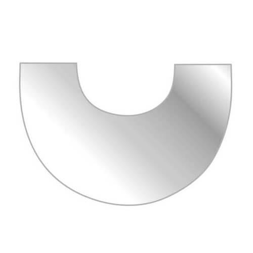Accessoires Austroflamme – Clou Xtra plaque de sol en verre