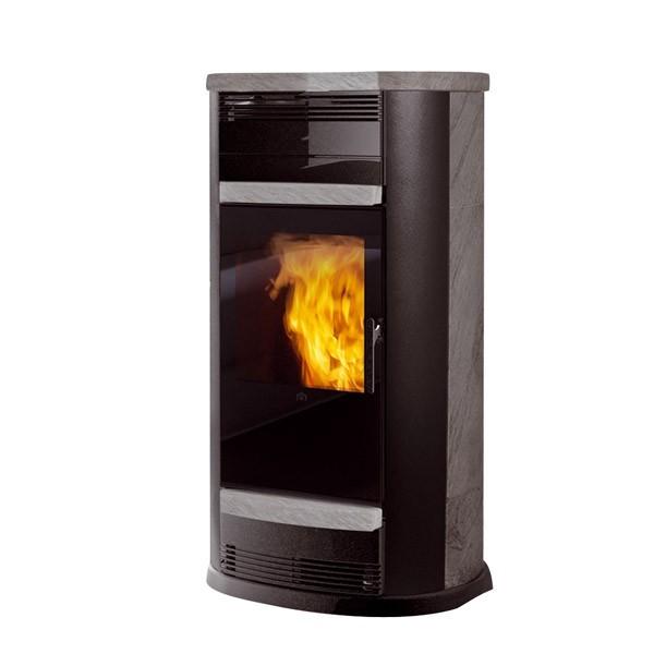po le granule edilkamin fantasy 13 2kw chemineeo. Black Bedroom Furniture Sets. Home Design Ideas