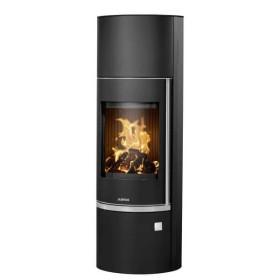 Poêle à bois Justus Faro Plus 2.0 7kW fonction accumulation
