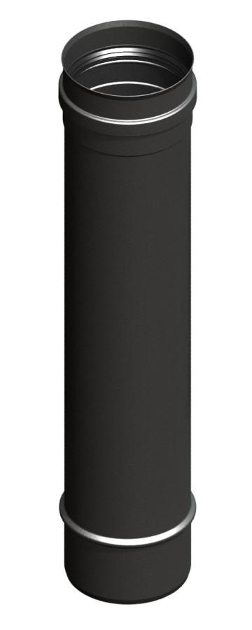 Längenelement 500 mm, schwarz lackiert